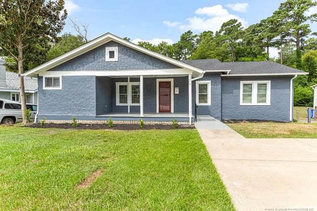 134 John Street, Fayetteville, NC 28305 (MLS #668164) :: Towering Pines Real Estate