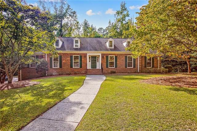 610 St Georges Hill, Fayetteville, NC 28303 (MLS #668166) :: Freedom & Family Realty