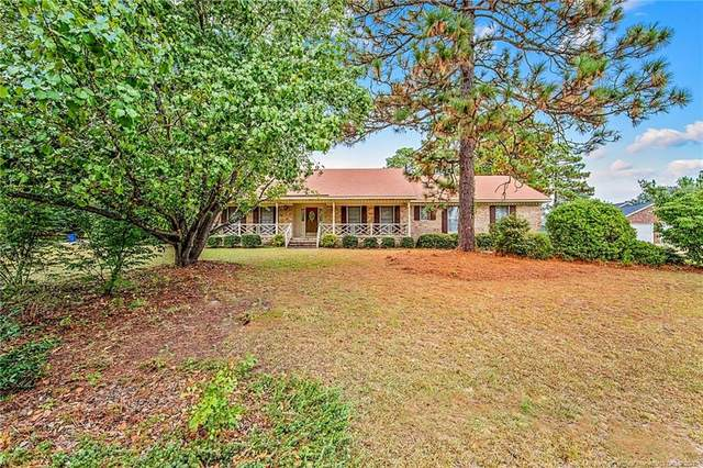 1608 Piney Creek Place, Fayetteville, NC 28304 (MLS #668173) :: The Signature Group Realty Team