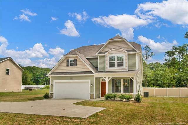 809 Montrose Road, Raeford, NC 28376 (MLS #668182) :: On Point Realty