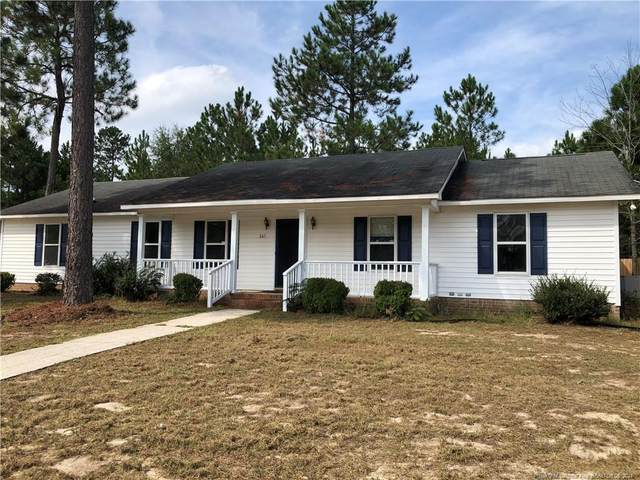 265 Sawyer Road, Cameron, NC 28326 (MLS #668188) :: RE/MAX Southern Properties