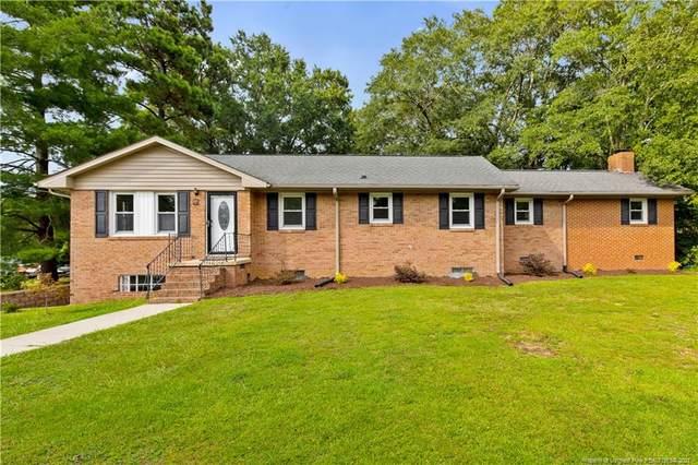 2564 Old Us 421 Highway, Lillington, NC 27546 (MLS #668189) :: Towering Pines Real Estate