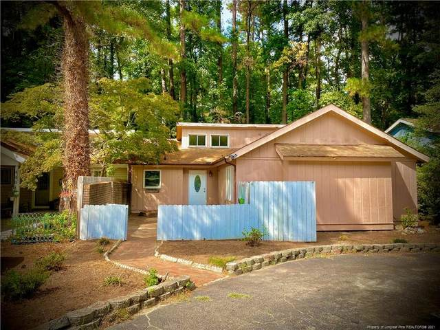 449 Windy Beach, Sanford, NC 27332 (MLS #668192) :: Towering Pines Real Estate