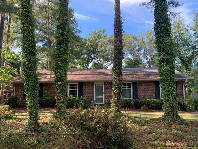 1715 Swann Street, Fayetteville, NC 28303 (MLS #668193) :: On Point Realty