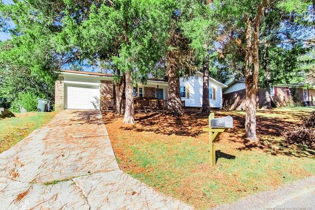 7612 Audrey Court, Fayetteville, NC 28303 (MLS #668205) :: Freedom & Family Realty