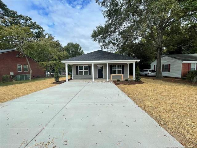 512 W Lofton Street, Lillington, NC 27546 (MLS #668206) :: Towering Pines Real Estate