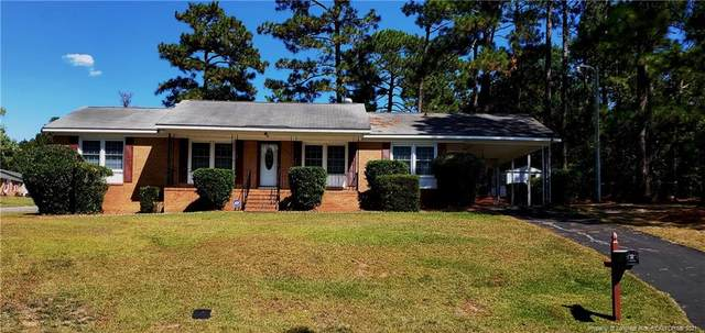 228 Brewster Drive, Fayetteville, NC 28303 (MLS #668215) :: On Point Realty
