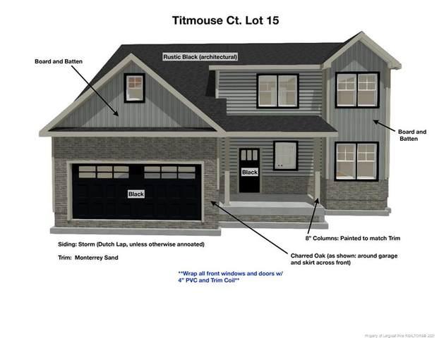 16641 Titmouse Court, Wagram, NC 28396 (#668217) :: Steve Gunter Team