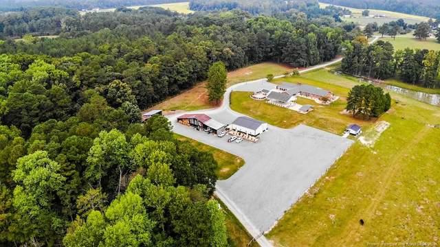 153 Wildlife Road, Sanford, NC 27332 (MLS #668229) :: Towering Pines Real Estate