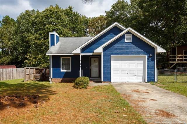 500 Aquinas Avenue, Fayetteville, NC 28311 (MLS #668238) :: On Point Realty