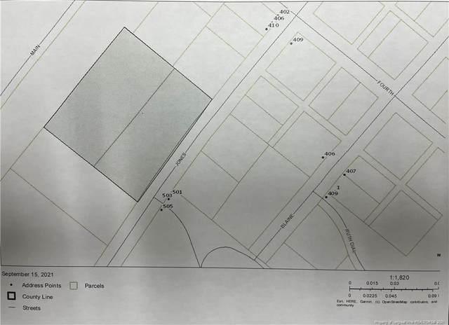 S Jones Street, Pembroke, NC 28372 (MLS #668240) :: The Signature Group Realty Team