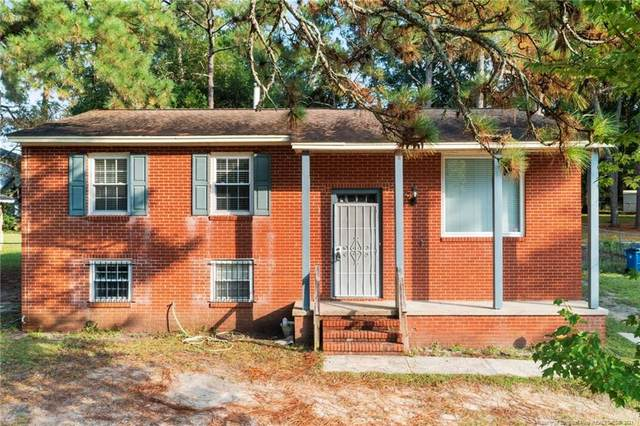4311 Coventry Road, Fayetteville, NC 28304 (MLS #668241) :: On Point Realty