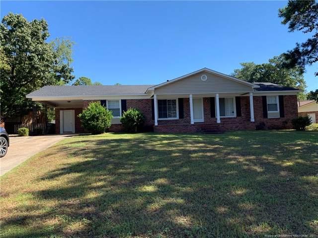 227 Bayfield Loop, Fayetteville, NC 28314 (MLS #668252) :: Towering Pines Real Estate