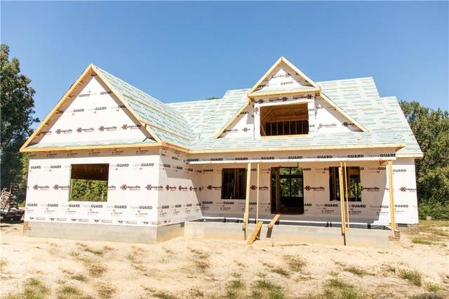 763 Doll House Road, Sanford, NC 27332 (MLS #668253) :: Towering Pines Real Estate