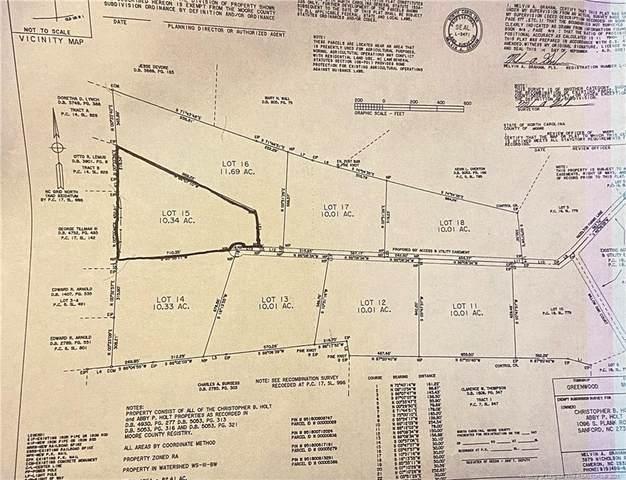 0 Hazelton Farms Lane, Cameron, NC 28326 (MLS #668273) :: Towering Pines Real Estate