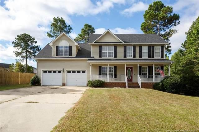 132 Crutchfield Drive, Cameron, NC 28326 (MLS #668299) :: EXIT Realty Preferred