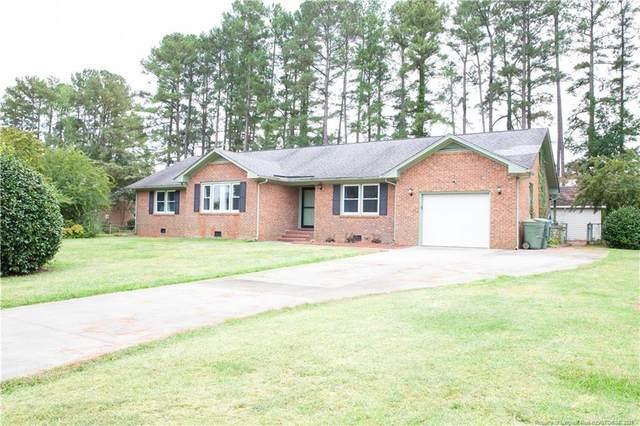 5709 Dobson Drive, Fayetteville, NC 28311 (#668302) :: Steve Gunter Team