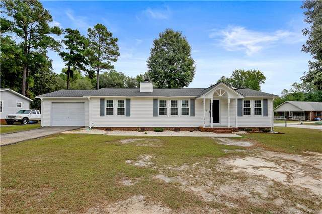 1998 Christopher Way, Fayetteville, NC 28303 (MLS #668304) :: Towering Pines Real Estate
