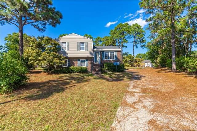 2802 Shade Tree Drive, Fayetteville, NC 28306 (MLS #668307) :: Freedom & Family Realty