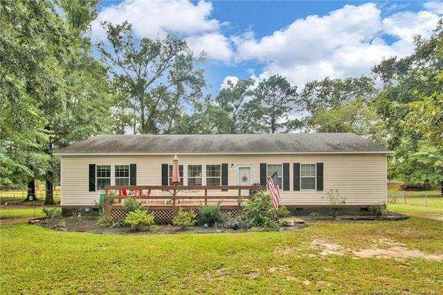 4040 Limestone Street, Eastover, NC 28312 (MLS #668311) :: On Point Realty