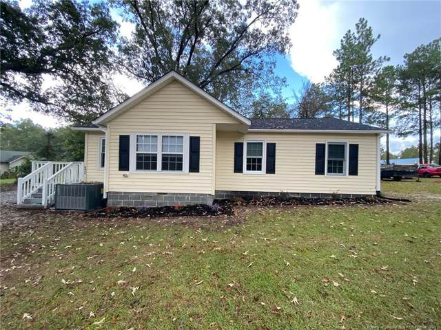 9453 Nc 27 Highway W, Lillington, NC 27546 (MLS #668326) :: The Signature Group Realty Team