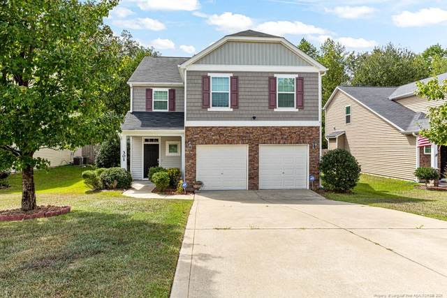301 River Oak Street, Spring Lake, NC 28390 (MLS #668337) :: The Signature Group Realty Team