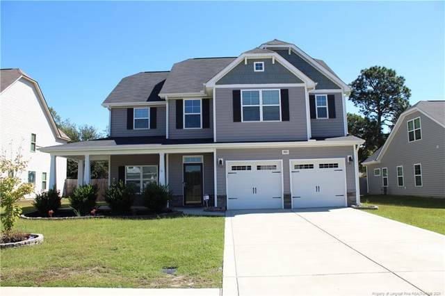 3821 Shire Street, Hope Mills, NC 28348 (MLS #668342) :: The Signature Group Realty Team