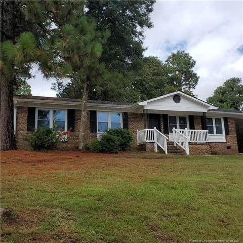 928 Carnegie Drive, Fayetteville, NC 28311 (MLS #668349) :: RE/MAX Southern Properties