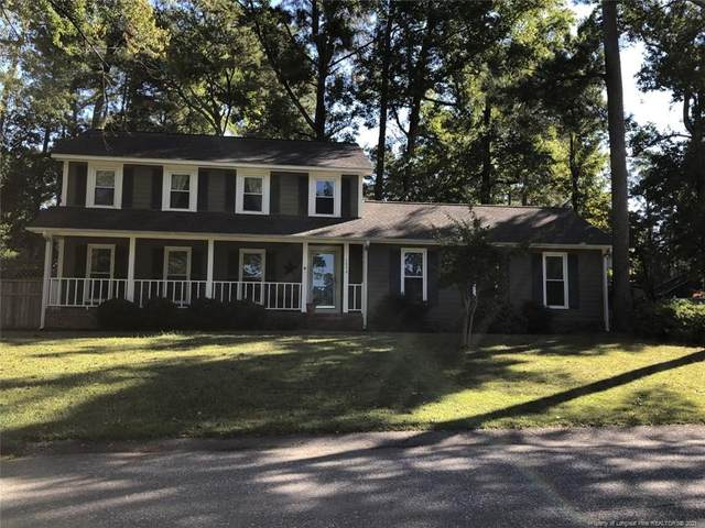 5898 Waccamaw Court, Fayetteville, NC 28314 (#668357) :: The Blackwell Group