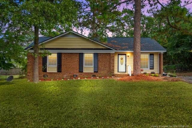 504 Deerpath Drive, Fayetteville, NC 28311 (MLS #668361) :: Freedom & Family Realty