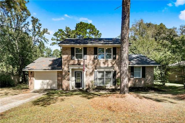 1437 Blairwood Drive, Fayetteville, NC 28304 (MLS #668364) :: On Point Realty
