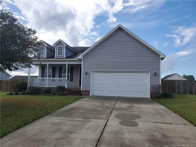 181 Westminster Drive, Raeford, NC 28376 (MLS #668371) :: The Signature Group Realty Team