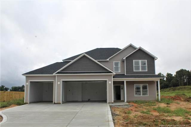 5208 Thruway Road, Hope Mills, NC 28348 (MLS #668375) :: Towering Pines Real Estate