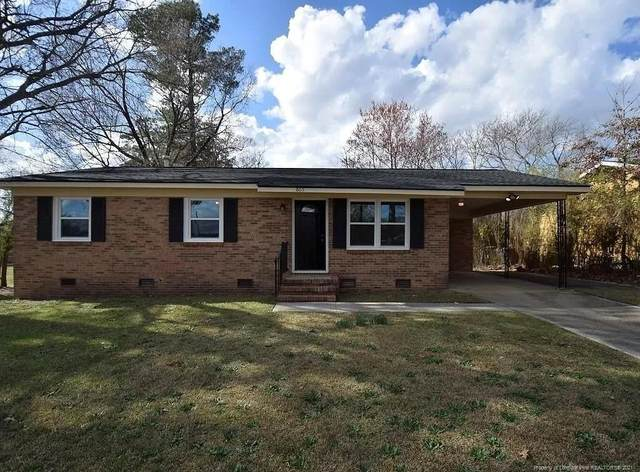 805 Medlo Road, Fayetteville, NC 28303 (MLS #668377) :: RE/MAX Southern Properties