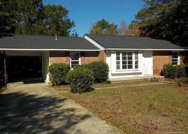 1714 Martindale Drive, Fayetteville, NC 28304 (MLS #668382) :: Freedom & Family Realty