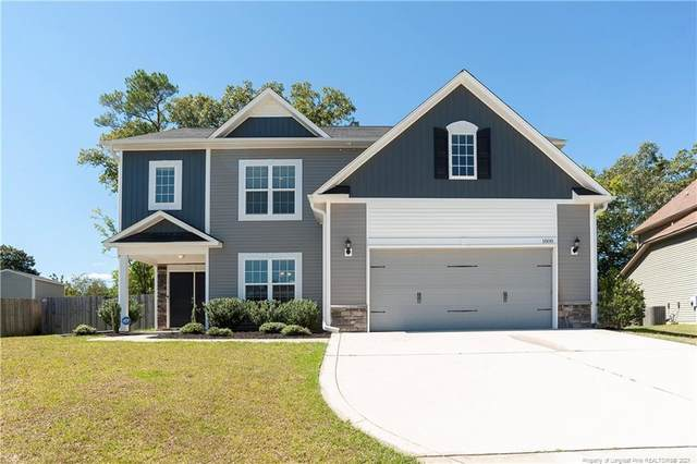 1808 Gentle Bend Way, Fayetteville, NC 28314 (MLS #668384) :: The Signature Group Realty Team