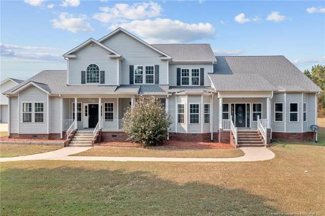 61 Spring Meadow Court, Coats, NC 27521 (MLS #668397) :: The Signature Group Realty Team
