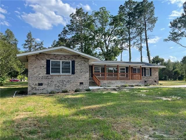 29 Little Run Road, St. Pauls, NC 28384 (MLS #668412) :: Towering Pines Real Estate