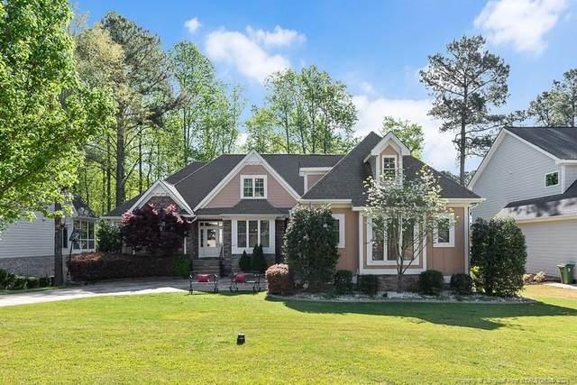 452 Falling Water Road, Spring Lake, NC 28390 (MLS #668413) :: RE/MAX Southern Properties