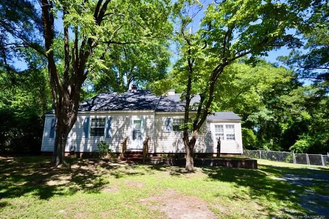 1912 Blake Street, Fayetteville, NC 28301 (MLS #668414) :: RE/MAX Southern Properties