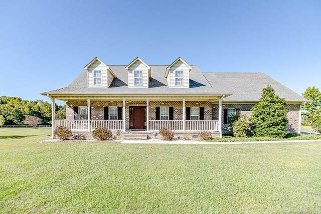 2674 Stanton Hill Road, Cameron, NC 28326 (MLS #668419) :: The Signature Group Realty Team