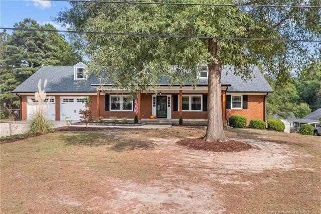 722 N Willow Street, Angier, NC 27501 (MLS #668425) :: Towering Pines Real Estate