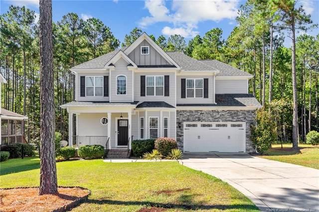 135 Valley Brook Lane, Spring Lake, NC 28390 (MLS #668427) :: Towering Pines Real Estate