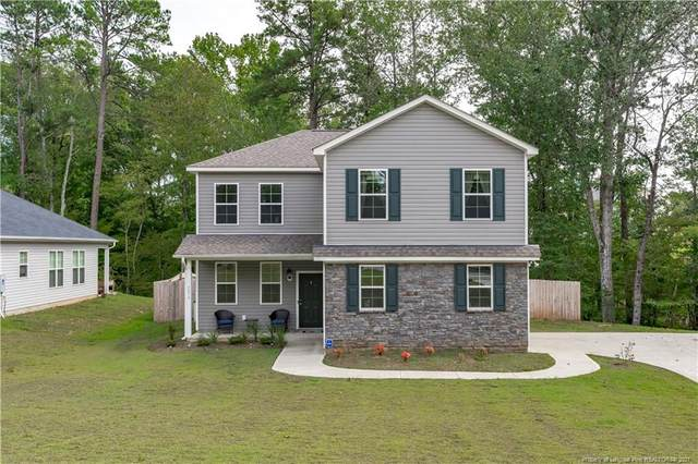 2078 Pathway Drive, Sanford, NC 27330 (MLS #668428) :: The Signature Group Realty Team