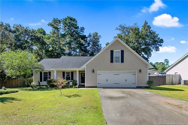 7113 Overland Court, Fayetteville, NC 28306 (MLS #668441) :: The Signature Group Realty Team