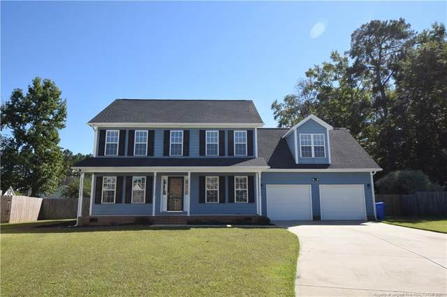 3823 Little John Court, Fayetteville, NC 28306 (MLS #668445) :: The Signature Group Realty Team