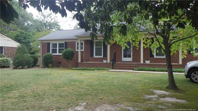 316 Palomar Street, Fayetteville, NC 28314 (MLS #668447) :: The Signature Group Realty Team