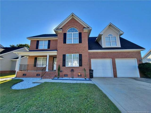 4225 Redspire Lane, Fayetteville, NC 28306 (MLS #668452) :: The Signature Group Realty Team