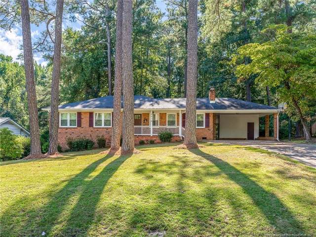 2019 Forest Hills Drive, Fayetteville, NC 28303 (MLS #668456) :: The Signature Group Realty Team