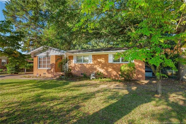 2164 Amoora Drive, Fayetteville, NC 28304 (MLS #668459) :: Freedom & Family Realty